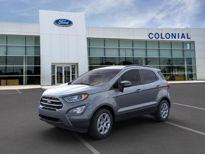 new 2019 Ford EcoSport car, priced at $20,727