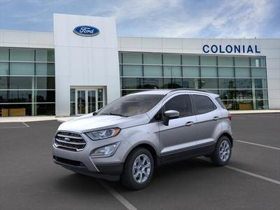 new 2020 Ford EcoSport car, priced at $23,233