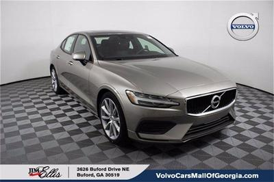 new 2020 Volvo S60 car, priced at $41,384