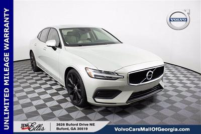 new 2020 Volvo S60 car, priced at $31,296