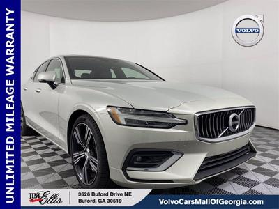 new 2020 Volvo S60 car, priced at $40,393