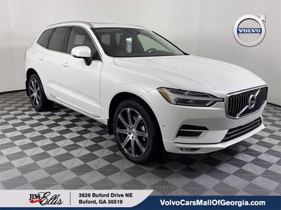 new 2021 Volvo XC60 car, priced at $49,507