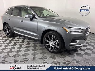 new 2021 Volvo XC60 car, priced at $50,459