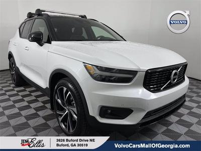 new 2021 Volvo XC40 car, priced at $43,320