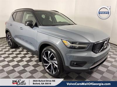 new 2021 Volvo XC40 car, priced at $40,928