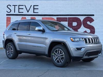new 2021 Jeep Grand Cherokee car, priced at $38,712