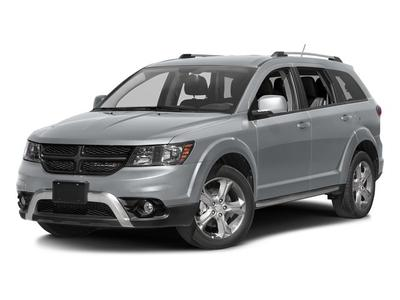 used 2017 Dodge Journey car, priced at $17,192