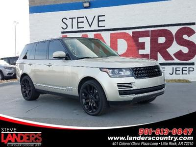 used 2014 Land Rover Range Rover car, priced at $58,573