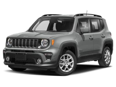 new 2020 Jeep Renegade car, priced at $22,107