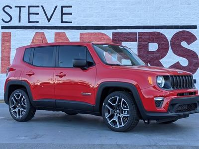 new 2021 Jeep Renegade car, priced at $21,160