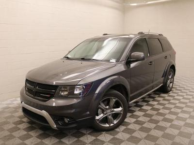 used 2016 Dodge Journey car, priced at $13,417