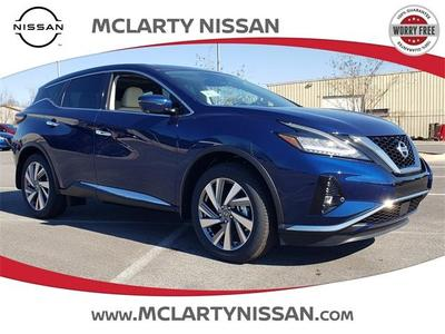 new 2021 Nissan Murano car, priced at $37,238