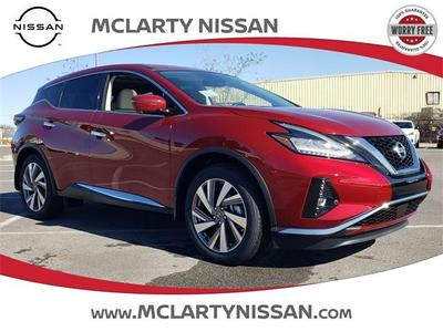 new 2021 Nissan Murano car, priced at $38,695