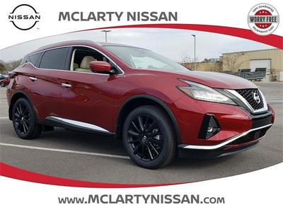 new 2021 Nissan Murano car, priced at $40,897