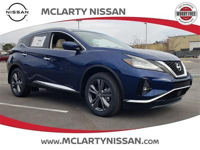 new 2021 Nissan Murano car, priced at $39,243
