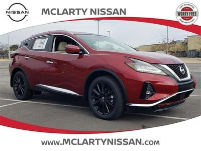 new 2021 Nissan Murano car, priced at $42,354