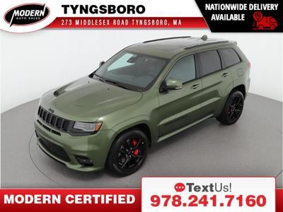 used 2021 Jeep Grand Cherokee car, priced at $75,980
