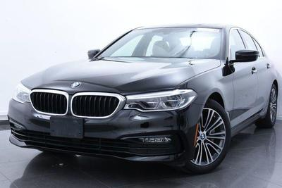 used 2017 BMW 540 car, priced at $34,905