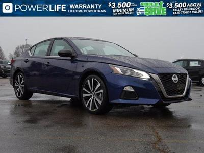 new 2021 Nissan Altima car, priced at $28,225