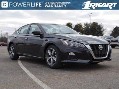 new 2021 Nissan Altima car, priced at $29,870
