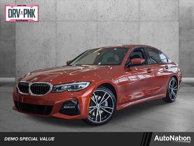used 2021 BMW 330 car, priced at $49,645