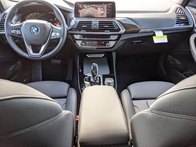 used 2021 BMW X3 car, priced at $49,345