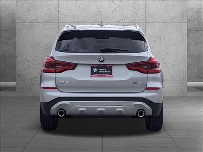 used 2021 BMW X3 car, priced at $48,745