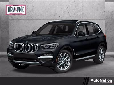 new 2021 BMW X3 car, priced at $57,945