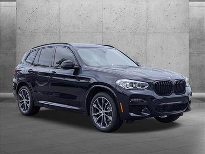 used 2021 BMW X3 car, priced at $57,945