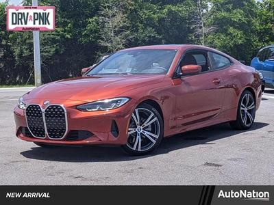 new 2021 BMW 430 car, priced at $51,945