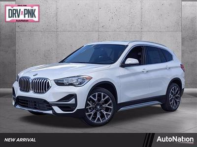 new 2021 BMW X1 car, priced at $39,600