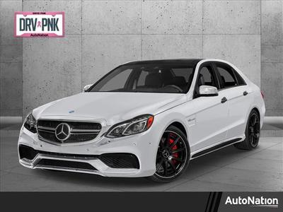 used 2015 Mercedes-Benz E-Class car, priced at $49,998