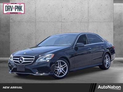 used 2014 Mercedes-Benz E-Class car, priced at $21,998