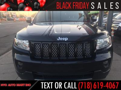 used 2012 Jeep Grand Cherokee car, priced at $9,995