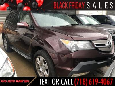 used 2009 Acura MDX car, priced at $4,599