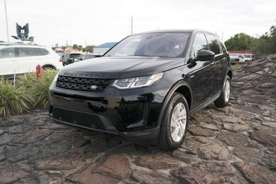 new 2020 Land Rover Discovery Sport car, priced at $41,284