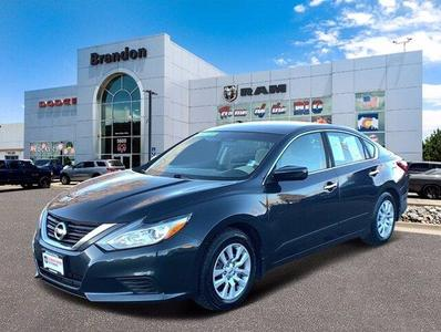 used 2016 Nissan Altima car, priced at $13,530