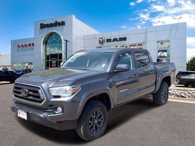 used 2020 Toyota Tacoma car, priced at $38,994