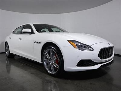 new 2018 Maserati Quattroporte car, priced at $69,990