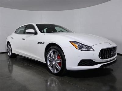 new 2018 Maserati Quattroporte car, priced at $75,990