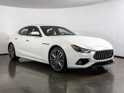 new 2020 Maserati Ghibli car, priced at $76,990