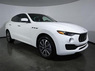 used 2019 Maserati Levante car, priced at $68,475