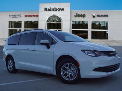 new 2020 Chrysler Voyager car, priced at $29,678