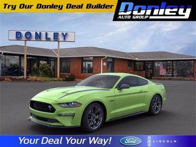 new 2020 Ford Mustang car, priced at $39,178