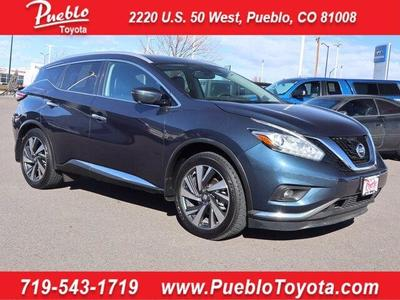 used 2016 Nissan Murano car, priced at $18,697