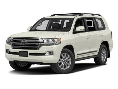 used 2016 Toyota Land Cruiser car, priced at $58,500