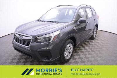 new 2021 Subaru Forester car, priced at $27,051