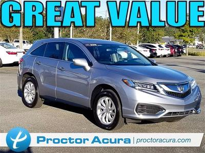 used 2018 Acura RDX car, priced at $24,794