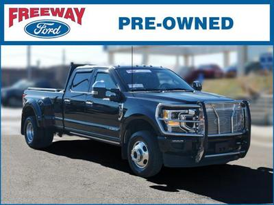 used 2020 Ford F-350 car, priced at $83,695