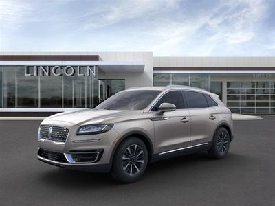 new 2020 Lincoln Nautilus car, priced at $41,735
